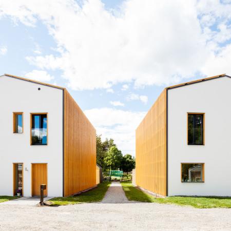 Baldersvägen, Upplands Väsby, Exteriör - Fotograf Mattias Hamrén-4