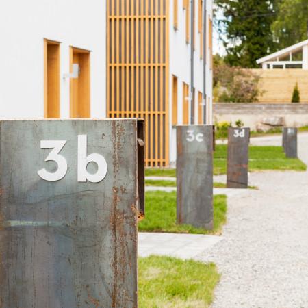 Baldersvägen, Upplands Väsby, Exteriör - Fotograf Mattias Hamrén-8